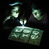 Комплект светеща калъфка за възглавница и лазер за рисуване