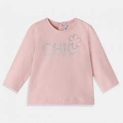 Бебешко розова блуза Mayoral