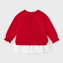 Блуза Mayoral в червен цвят