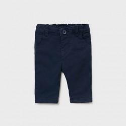 Син панталон Mayoral за бебе момче