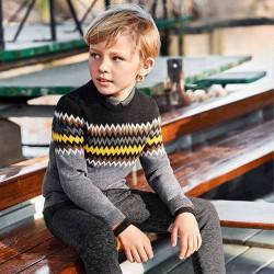 Сив панталон Mayoral за момче