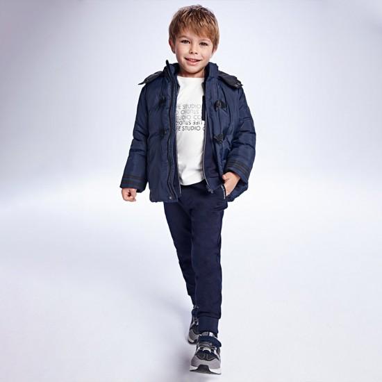 Спортен син панталон Mayoral за момче