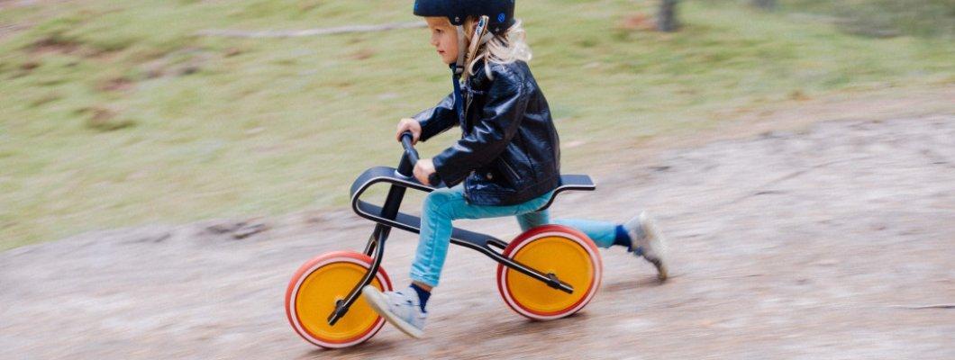 Детски колела и триколки - да развием двигателните функции на детето
