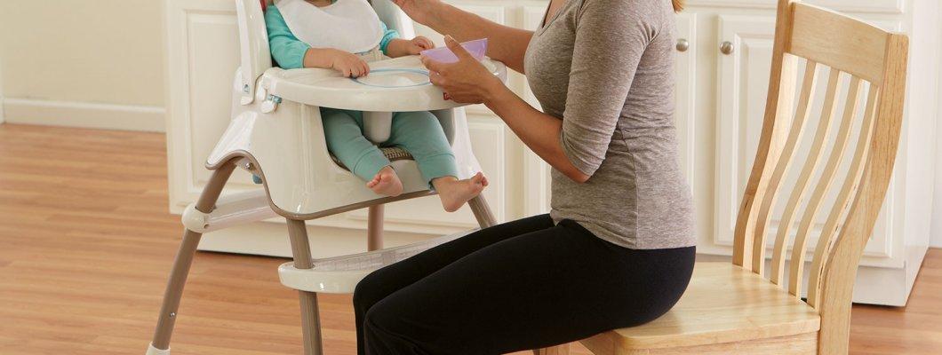 Детско столче за хранене-как да изберем най-доброто за детето?