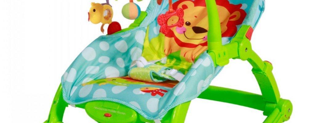 Бебешки шезлонг - практичен избор в горещото време