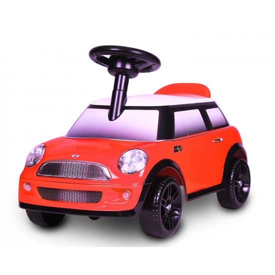 Ride-on Mini foot-to-floor red