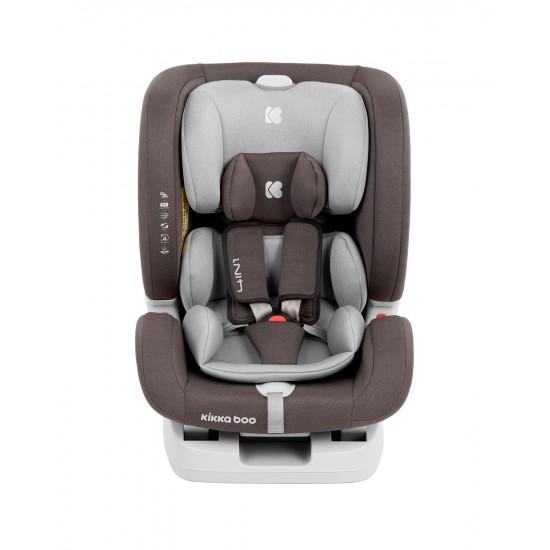 Стол за кола 0-1-2-3 (0-36 кг) 4in1 ISOFIX Brown 2020