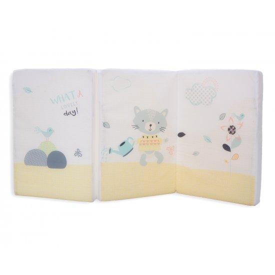 Сгъваем матрак 60/120/5 cm Cat Lovely Day