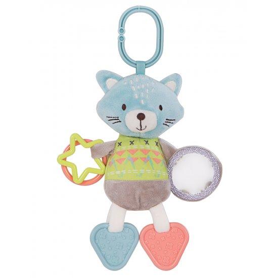 Занимателна плюшена играчка Kit the Cat