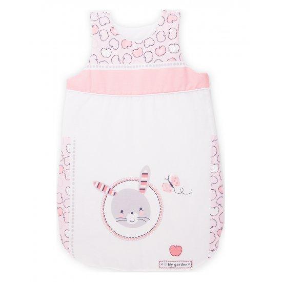 Спален чувал Pink Bunny 0-6 месеца