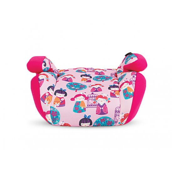 Стол за кола 2-3 (15-36 кг) Jazzy Pink Dolls
