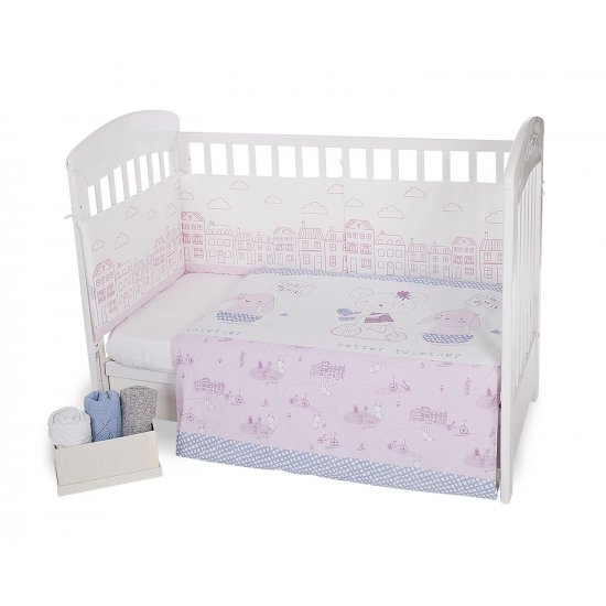 Бебешки спален комплект 2 части EU style 60/120 Better Together