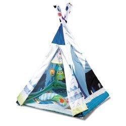 Палатка детска 2 в 1 Adventure Boy
