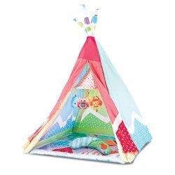 Палатка детска 2 в 1 Adventure Girl