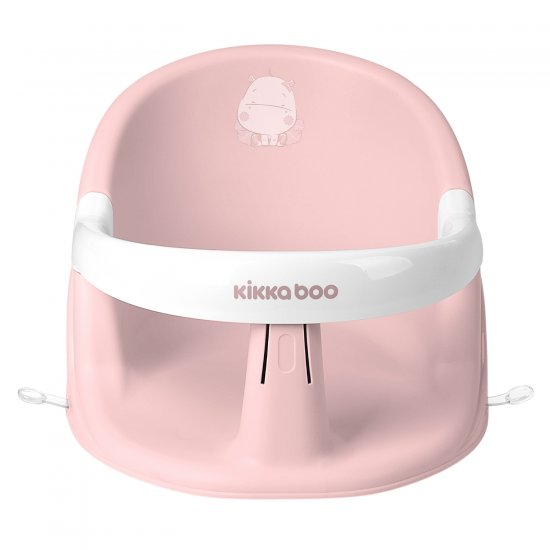 Седалка за вана Hippo Pink