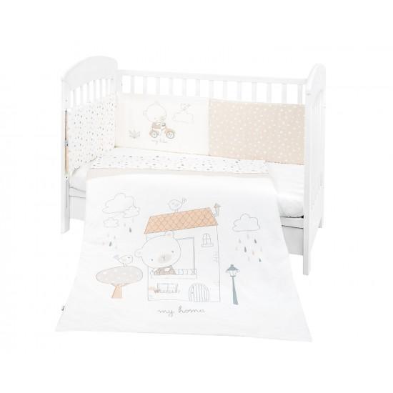 Бебешки спален комплект 2 части EU style 70/140 My Teddy