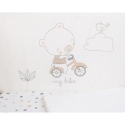 Бебешки спален комплект 2 части EU style 60/120 My Teddy