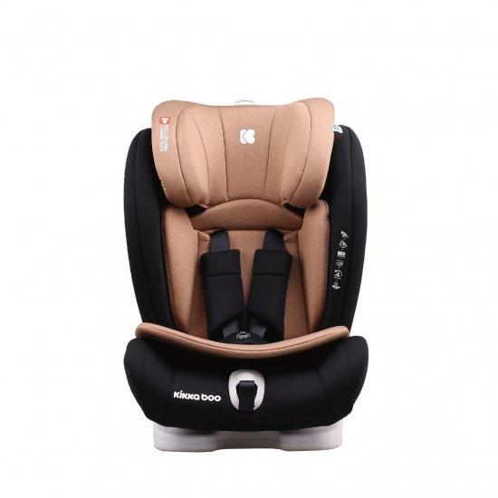 Стол за кола 1-2-3 (9-36кг) Viaggio ISOFIX Beige 2020