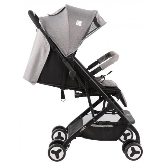 Бебешка лятна количка Catwalk Grey