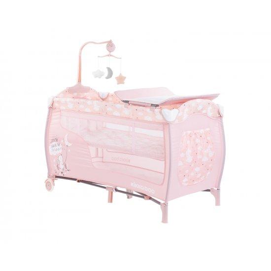 Кошара на две нива Dolce Sonno Pink Rabbits
