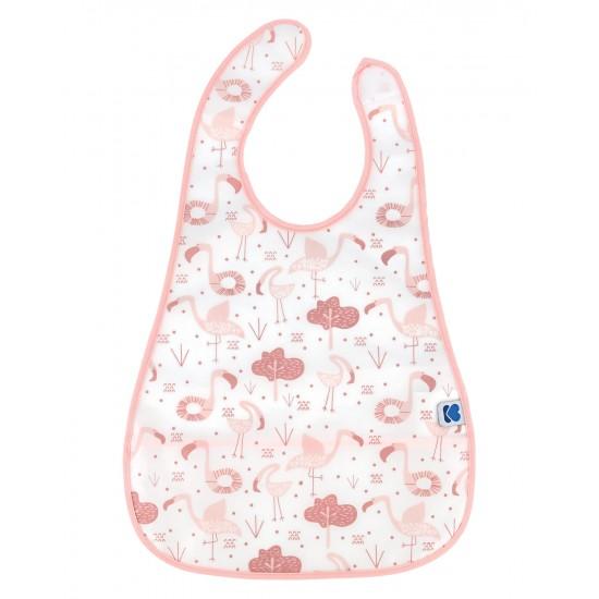 Лигавник с джоб непромокаем Flamingо Pink