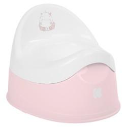 Гърне с отстраняваща се седалка Hippo Pink