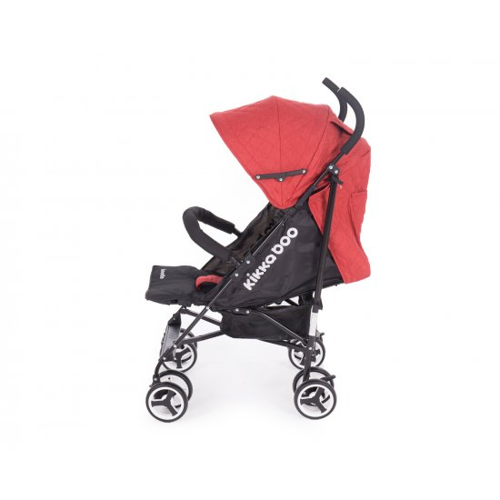 Бебешка лятна количка Beetle Red
