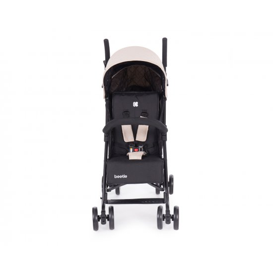 Бебешка лятна количка Beetle Beige