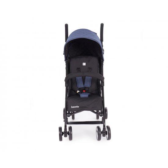 Бебешка лятна количка Beetle Blue