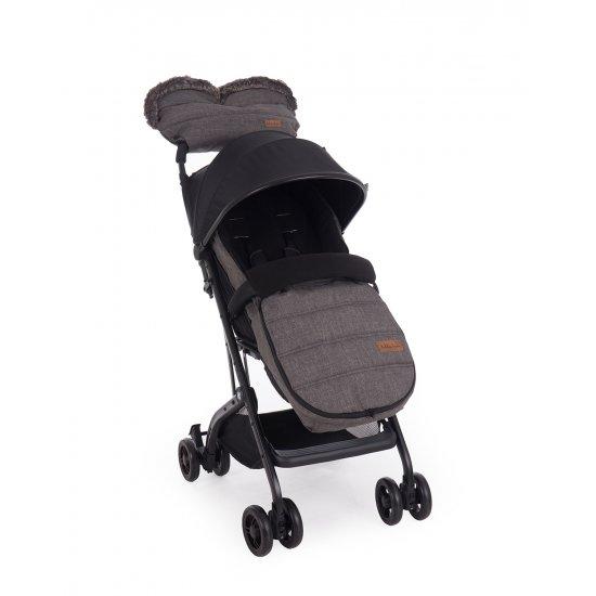 Ръкавица за количка Luxury Melange Black