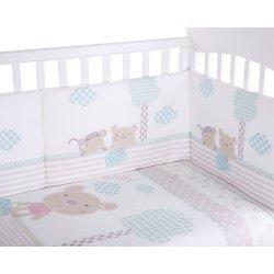 Бебешки спален комплект 2 части EU style 60/120 Fantasia
