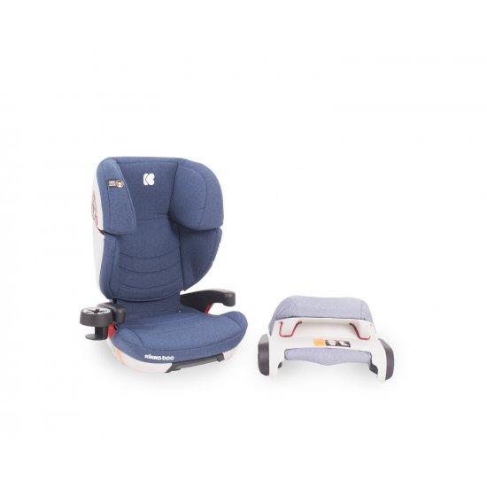 Стол за кола 1-2-3 (9-36 кг) Ferris ISOFIX Navy