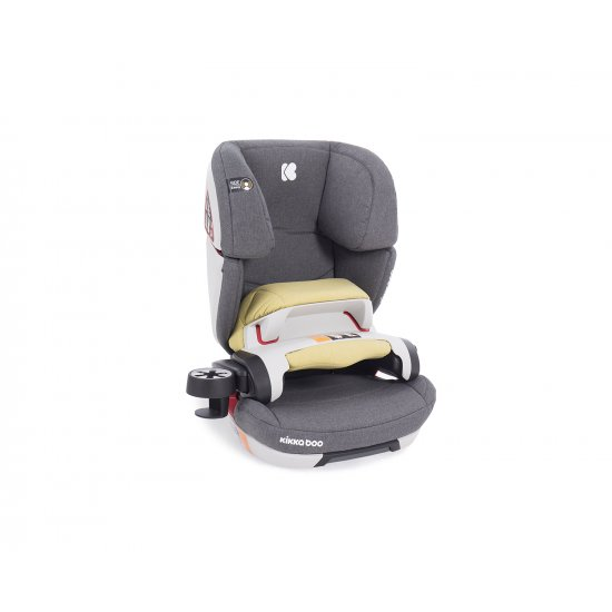Стол за кола 1-2-3 (9-36 кг) Ferris ISOFIX Light Grey