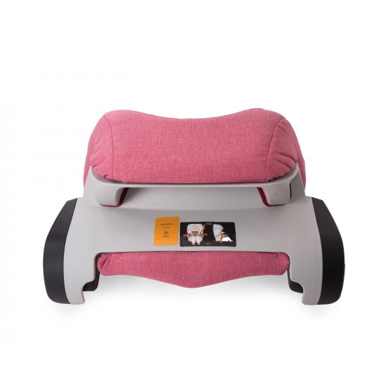 Стол за кола 1-2-3 (9-36 кг) Ferris ISOFIX Red