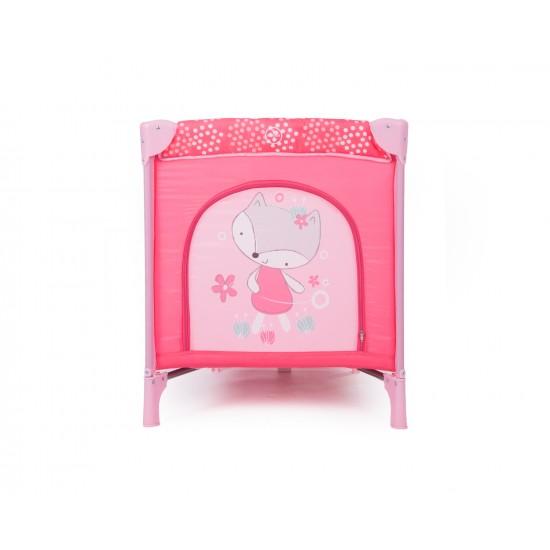 Кошара на едно ниво Pyjama Party Pink Fox