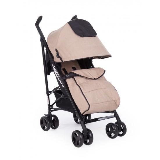 Бебешка лятна количка Quincy Beige Melange