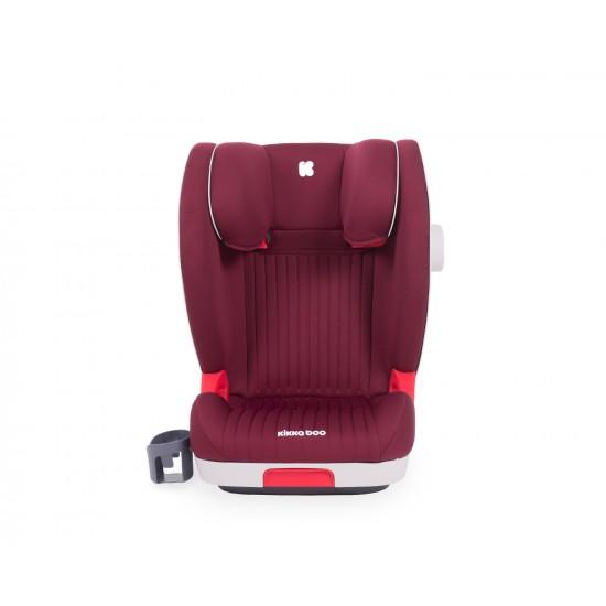 Стол за кола 2-3 (15-36 кг) Tilt ISOFIX Raspberry