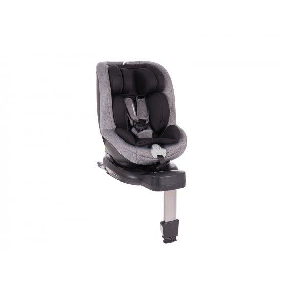 Стол за кола 0-1 (0-18 кг) Odyssey I-size ISOFIX Black