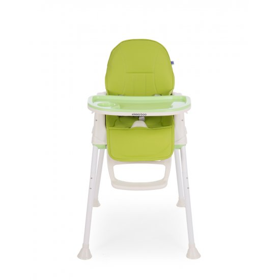 Стол за хранене Creamy 2в1 Green