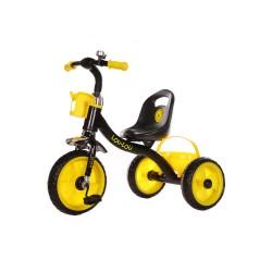 Триколка Kimi Black-Yellow