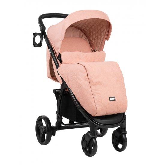 Комбинирана количка 3 в 1 Madrid Pink Melange 2020
