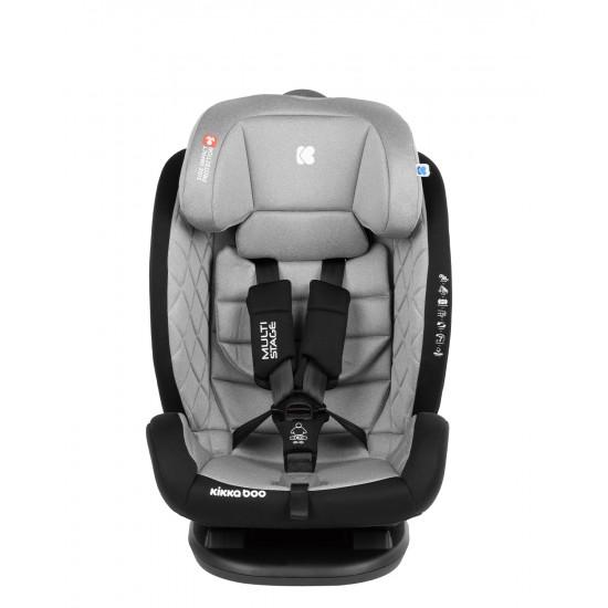 Стол за кола 0-1-2-3 (0-36 кг) Multistage ISOFIX Light Grey