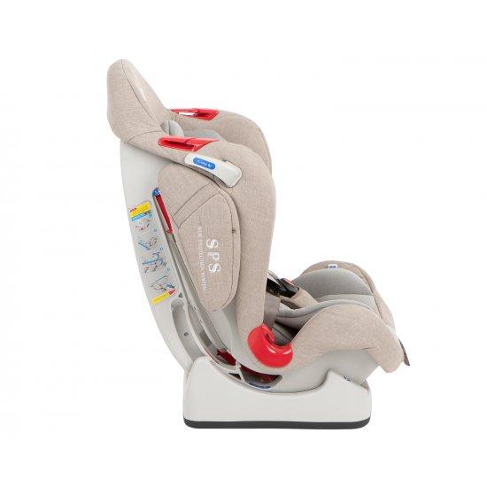 Стол за кола 0-1-2 (0-25 кг) O`Right SPS Beige 2020
