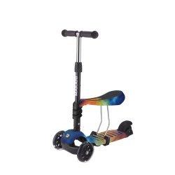 Makani Тротинетка 3 в 1 Ride and Skate Rainbow