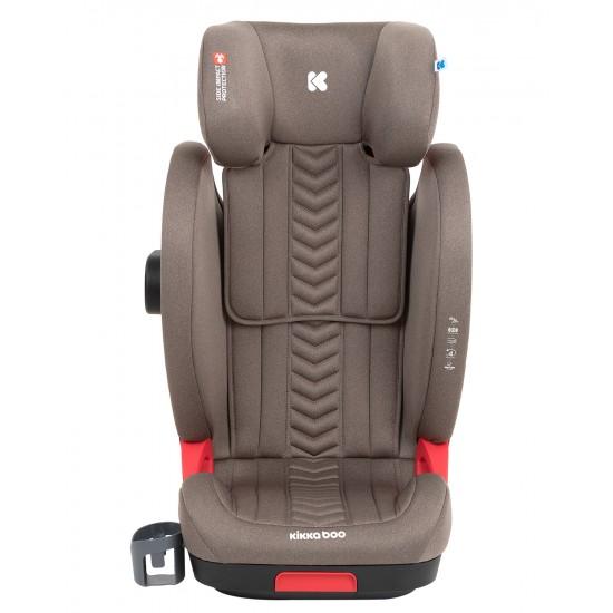 Стол за кола 2-3 (15-36 кг) Tilt ISOFIX Brown 2020