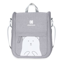 Преносимо легло-чанта 2в1 Bear Grey