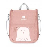 Преносимо легло-чанта 2в1 Bear Pink