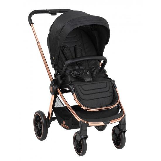 Комбинирана количка 3 в 1 Vicenza Premium Black