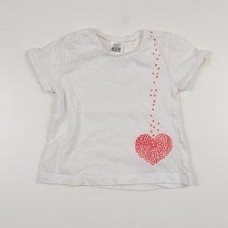 "Бебешка блузка ""Сърце"" Zara Baby"
