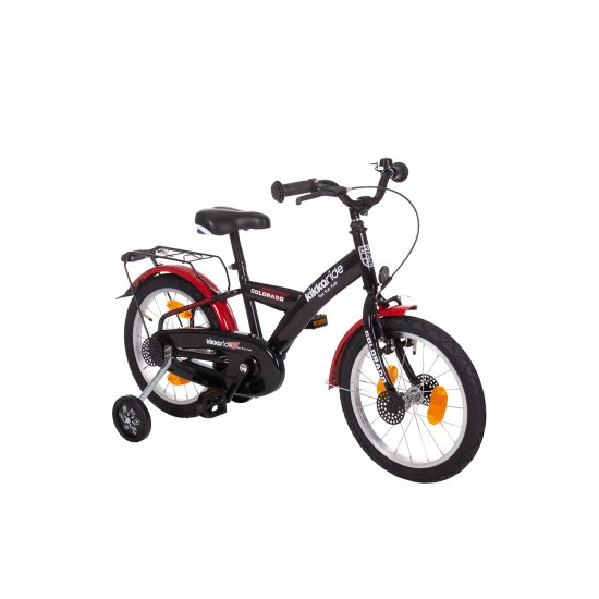 "Велосипед 16"" BANANA Smoke Black"